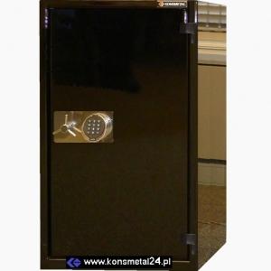 Kasa pancerna KP ECB*S PREMIUM CHROM /II 100-E